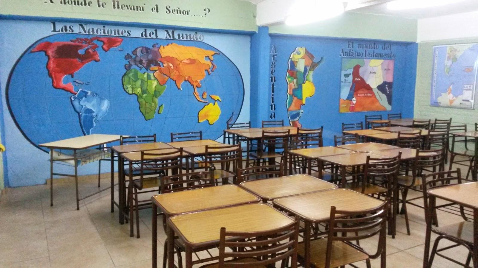 Ceciema en la red inauguraci n de las nuevas aulas tematicas for Proyecto de construccion de aulas de clases