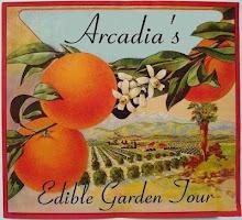Arcadia's Edible Garden Tour