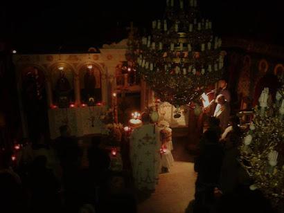 Αγρυπνία κάθε Τετάρτη στο Ξωκλήσι της Παναγίας