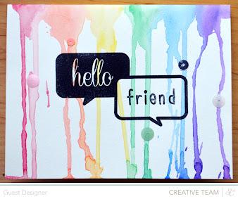 9 Hello Friends Wallpaper