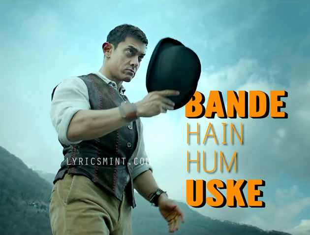 Bande Hain Hum Uske from Dhoom 3