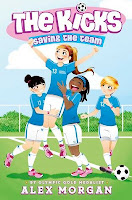 bookcover of SAVING THE TEAM  (The Kicks #1)  by Alex Morgan