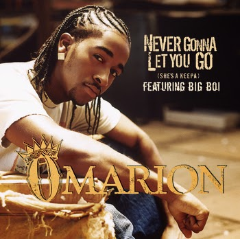 Omarion Feat. Big Boi - Never Gonna Let You Go (CDS) (2004)