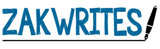 Zak Writes - Professional Writer And Author
