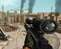 Sniper Hedefteki Adamlar Oyunu