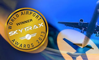 Emirates has topped the rankings at SKYTRAX's 2013 World Airline Awards