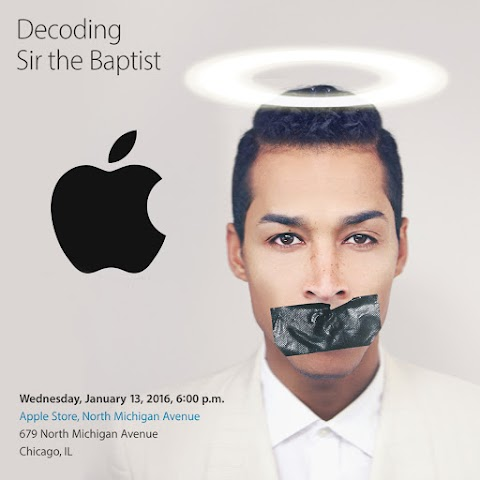EVENT: Sir the Baptist at The Apple Store