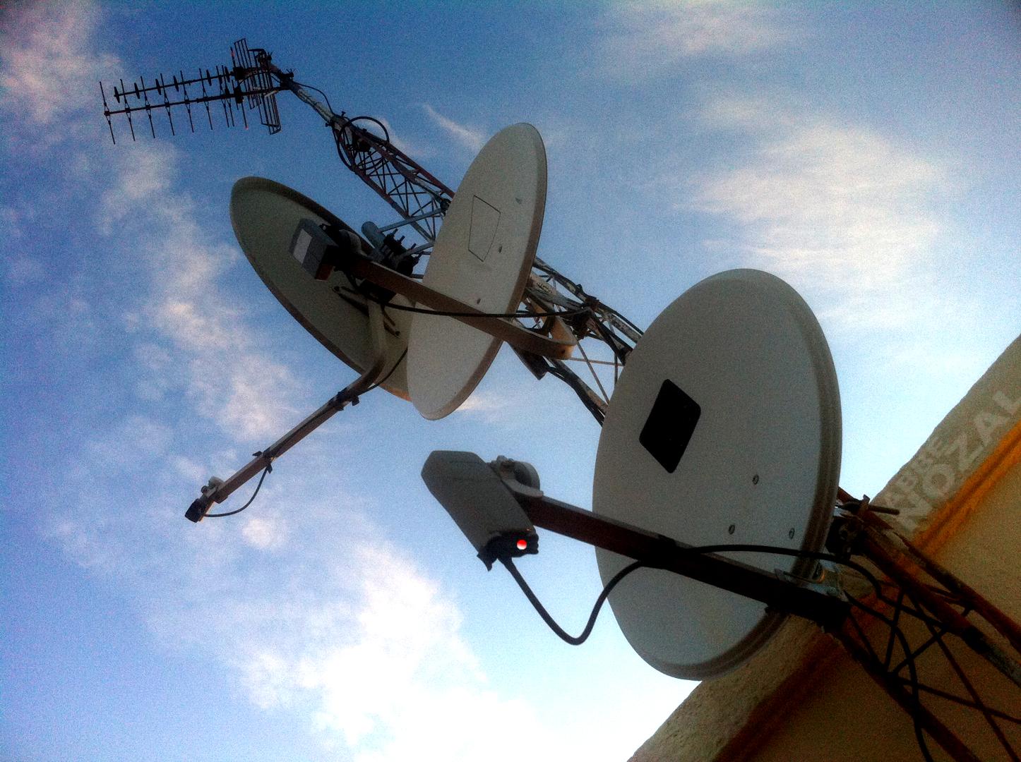 Antena multipropaganda, 2014 Abbé Nozal