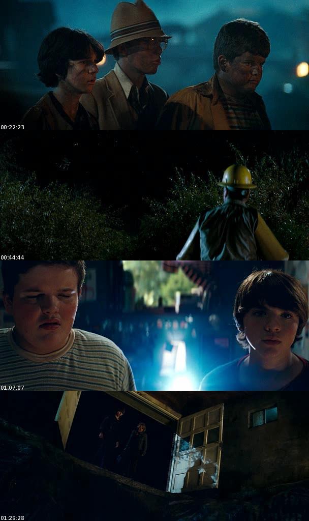 Super 8 (2011) [DVDRip] [Latino]