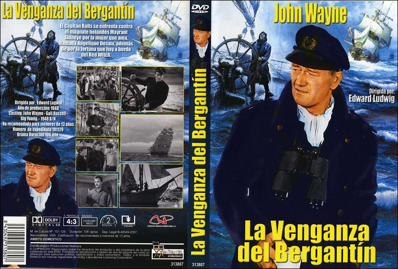 La venganza del bergantín ( 1948 ) » Descargar y ver online