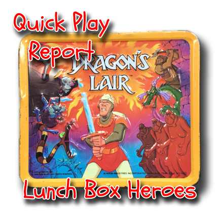 Quick Play Report: Lunch Box Heroes