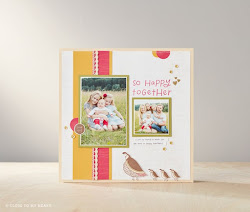 April Stamp of the Month:  Flock Together  ( S1704)