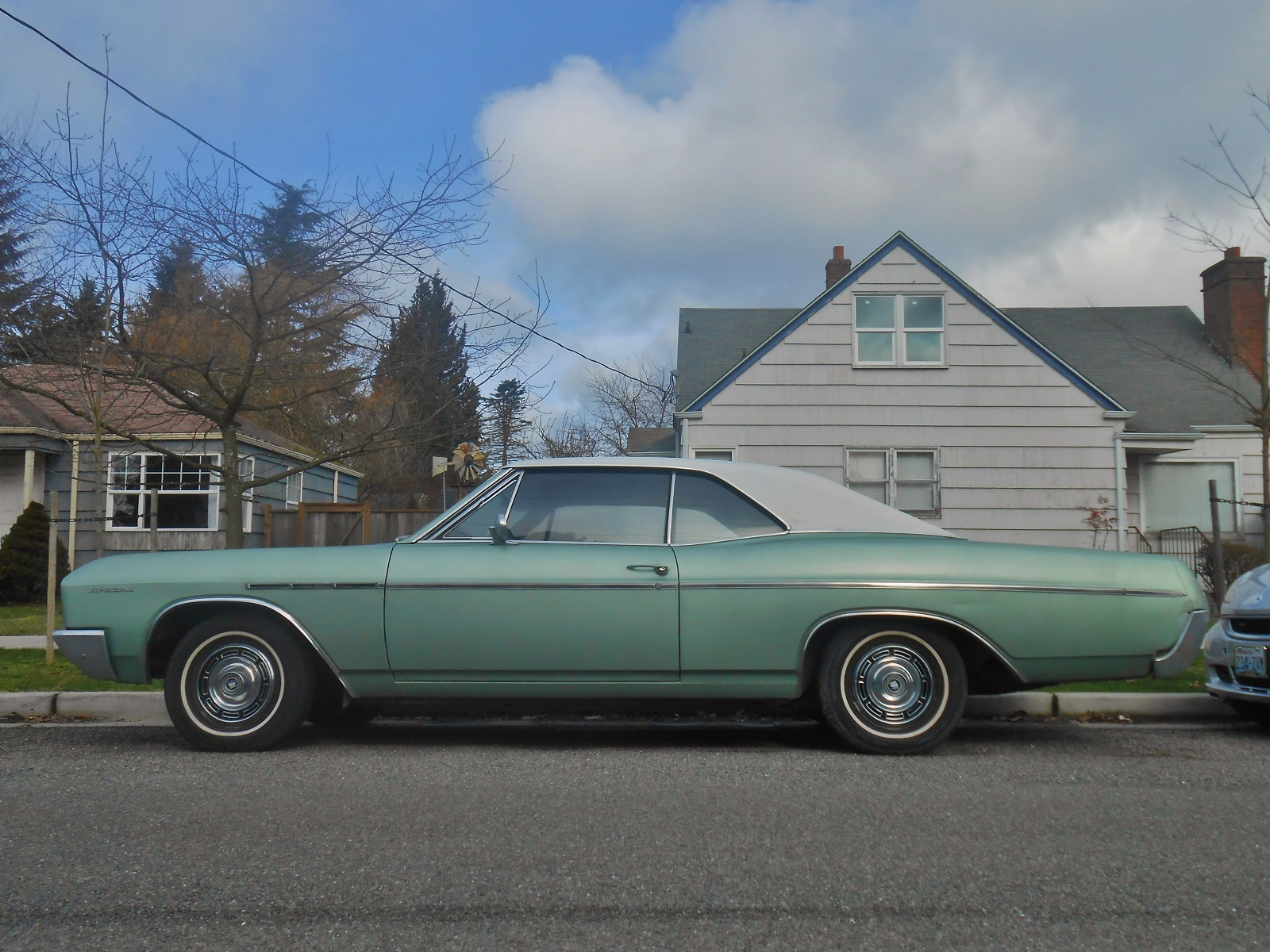 1967 Chevrolet Station Wagonfile1966 Bel Air V8 Wagon 1966 Seattle S Parked Cars Buick Special Deluxe