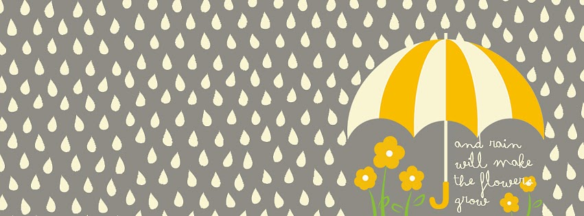 Rain Facebook Cover by Krystal Hartley