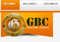 Товары за GBC Gold Coin