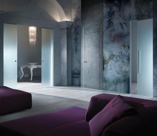 Puertas corredizas para interiores ideas para decorar for Puertas interiores modernas corredizas