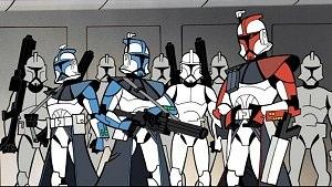 Star Wars Clone Wars Clone Troopers Genndy Tartakovsky