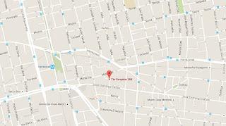 Etienne Marcel Pasteleria mapa ubicación