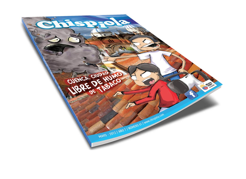 Revista infantil chispiola david ar valo for Revista primicias ya hoy