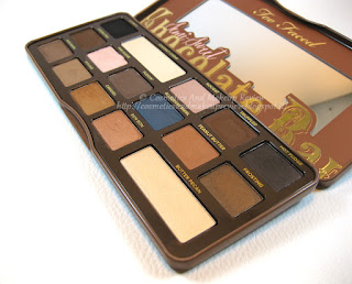 Too Faced - Semi-Sweet Chocolate Bar - overview