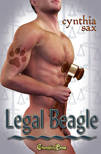 Legal Beagle by Cynthia Sax