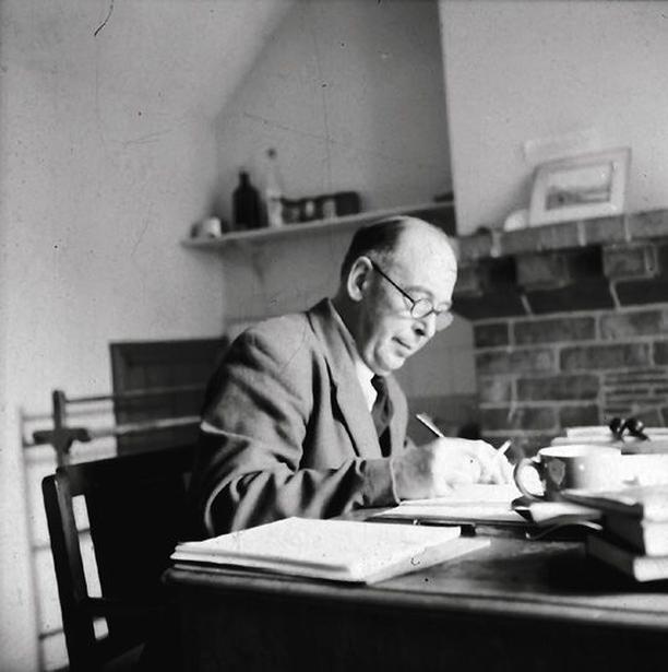 C.S.Lewis, lettura, letteratura, leggere, libri, spirito umano, autori, citazioni, quotes