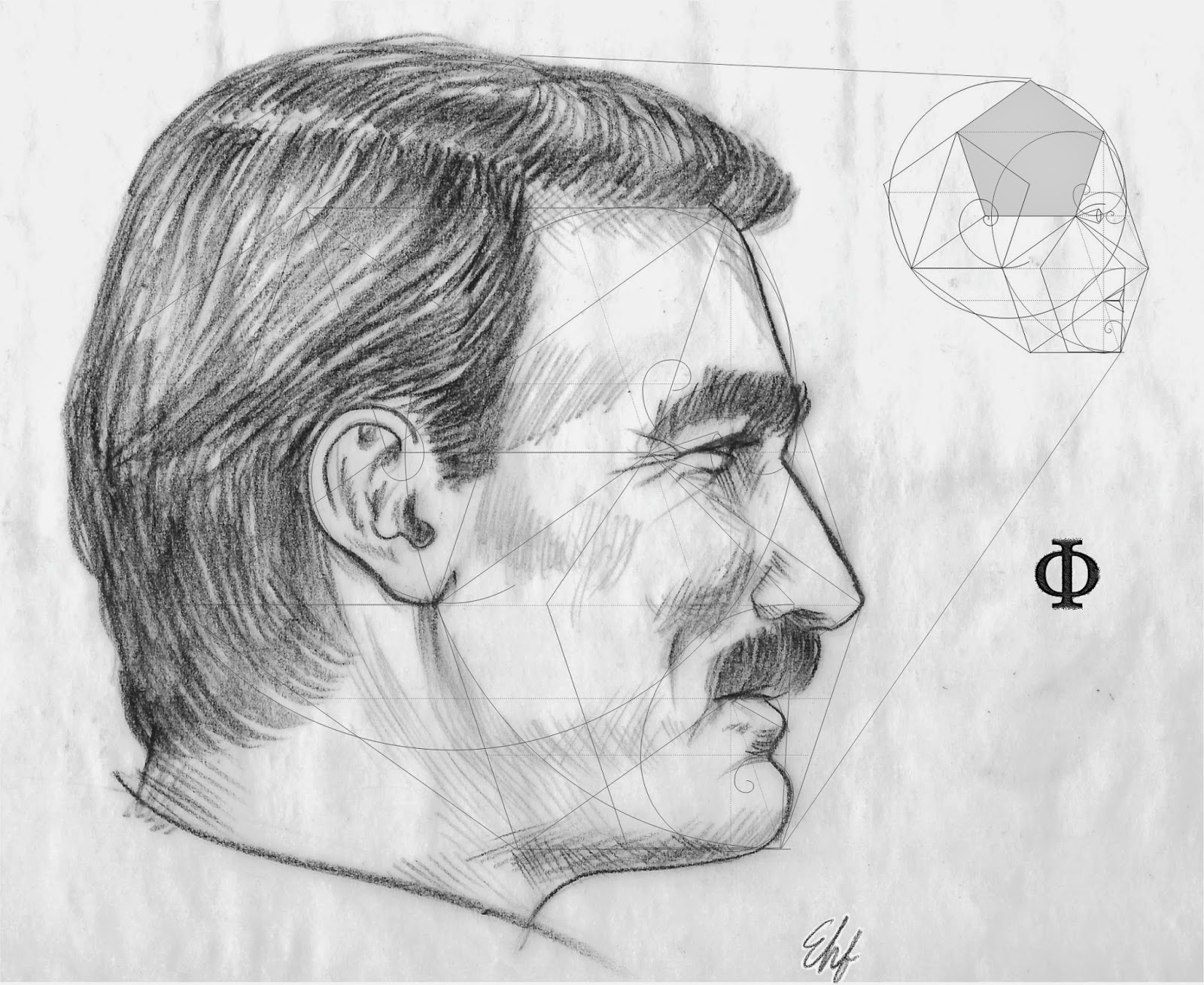 Tom Selleck-Golden Ratio