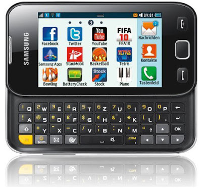 Download Free Firmware Samsung GT-S5333 Wave 533