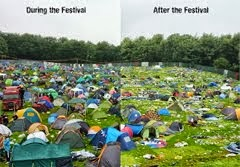 During and after Festivals
