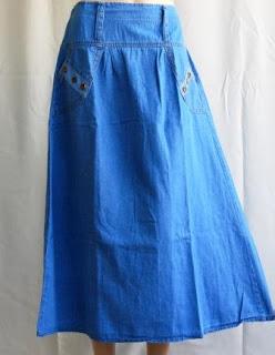 Rok  Jeans Keren RM332
