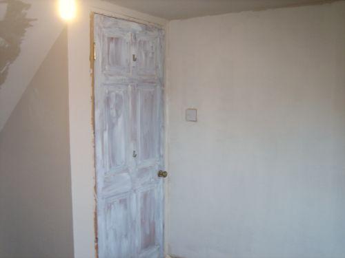 Our Handmade Home - 3rd Bedroom Door