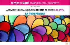 ACTIVITATS EXTRAESCOLARS AL BARRI