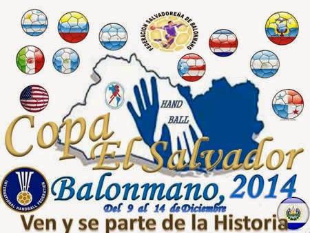 Copa El Salvador 2014 | Mundo Handball