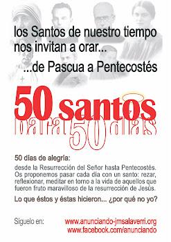 50 Santos para 50 días