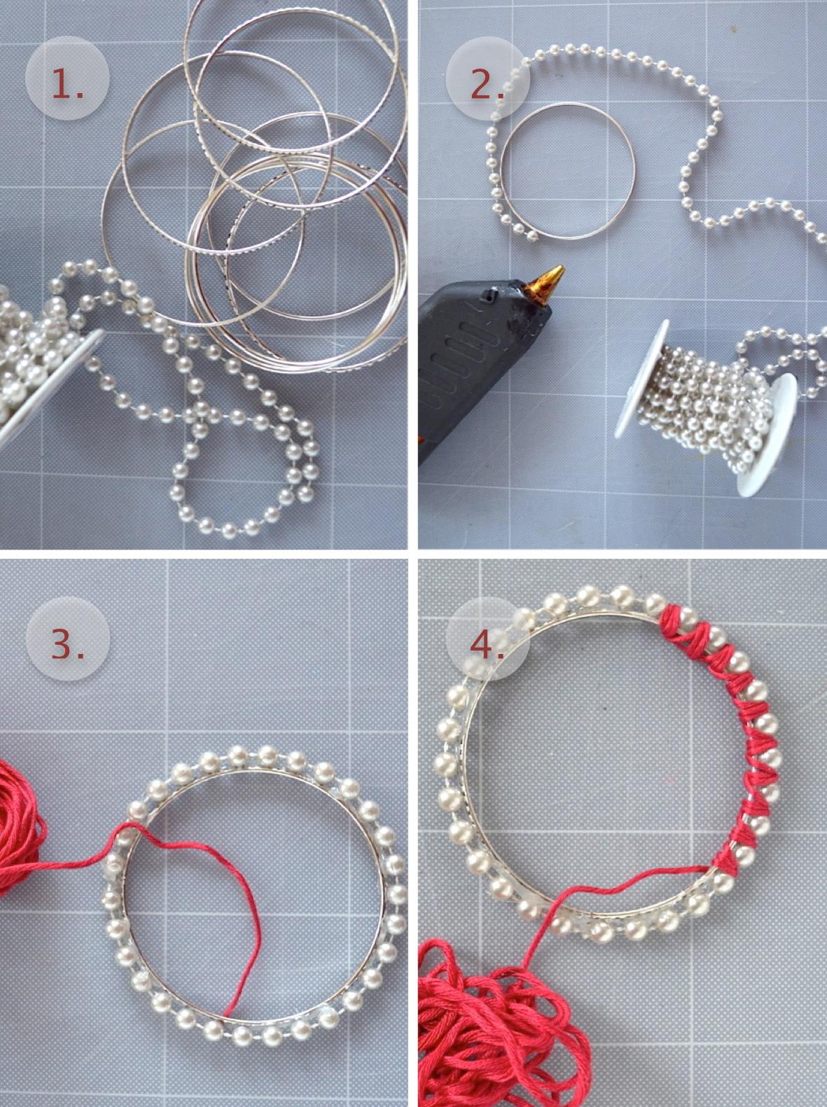 Как сделать браслет фурнитура