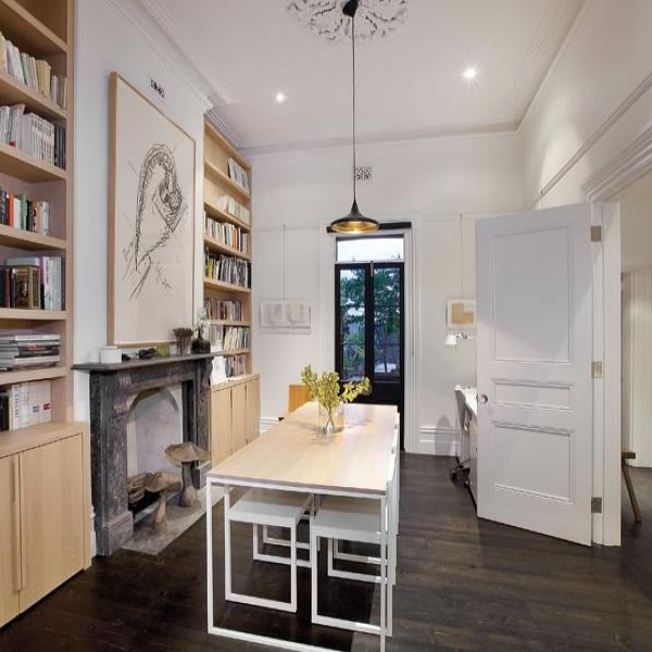 Simplicity Amp Integrity The Victorian Terrace Of An
