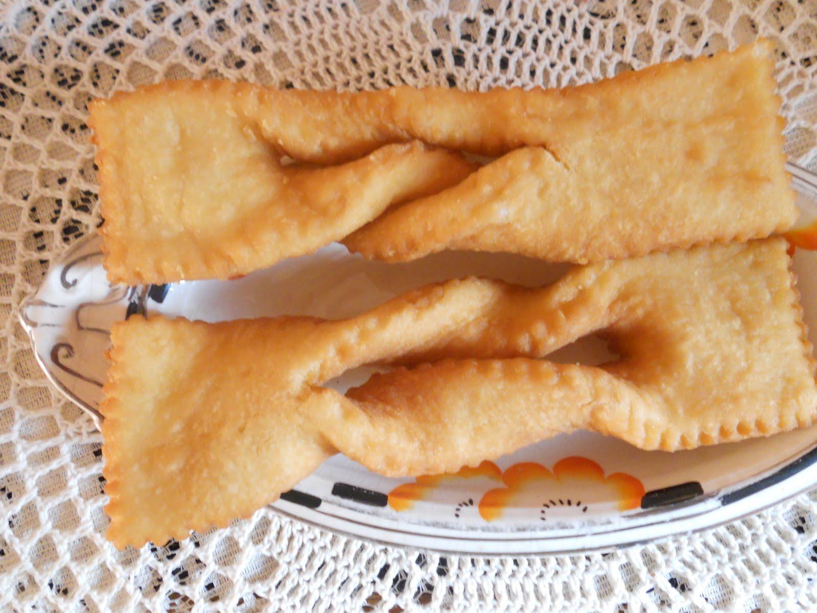 Calzones Rotos, Sopaipilla, Picarones y Chorrillana