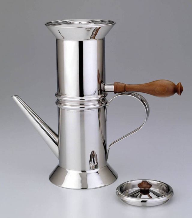 Modern Italian Coffee Maker : modern interior design: Italian 1979 Neapolitan Stainless Coffee Maker: Italian Coffee Makers ...