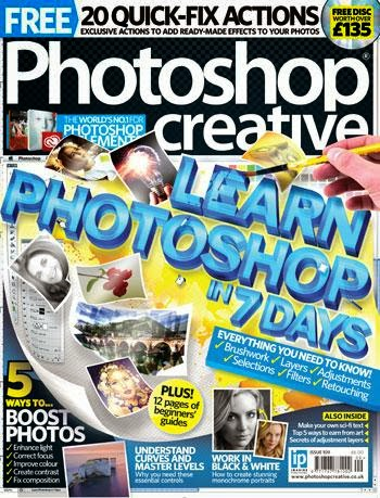 Photoshop Creative Magazine