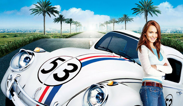 "The Famous 1963 VW Beetle ""Herbie"" -  Specs & Pictures"