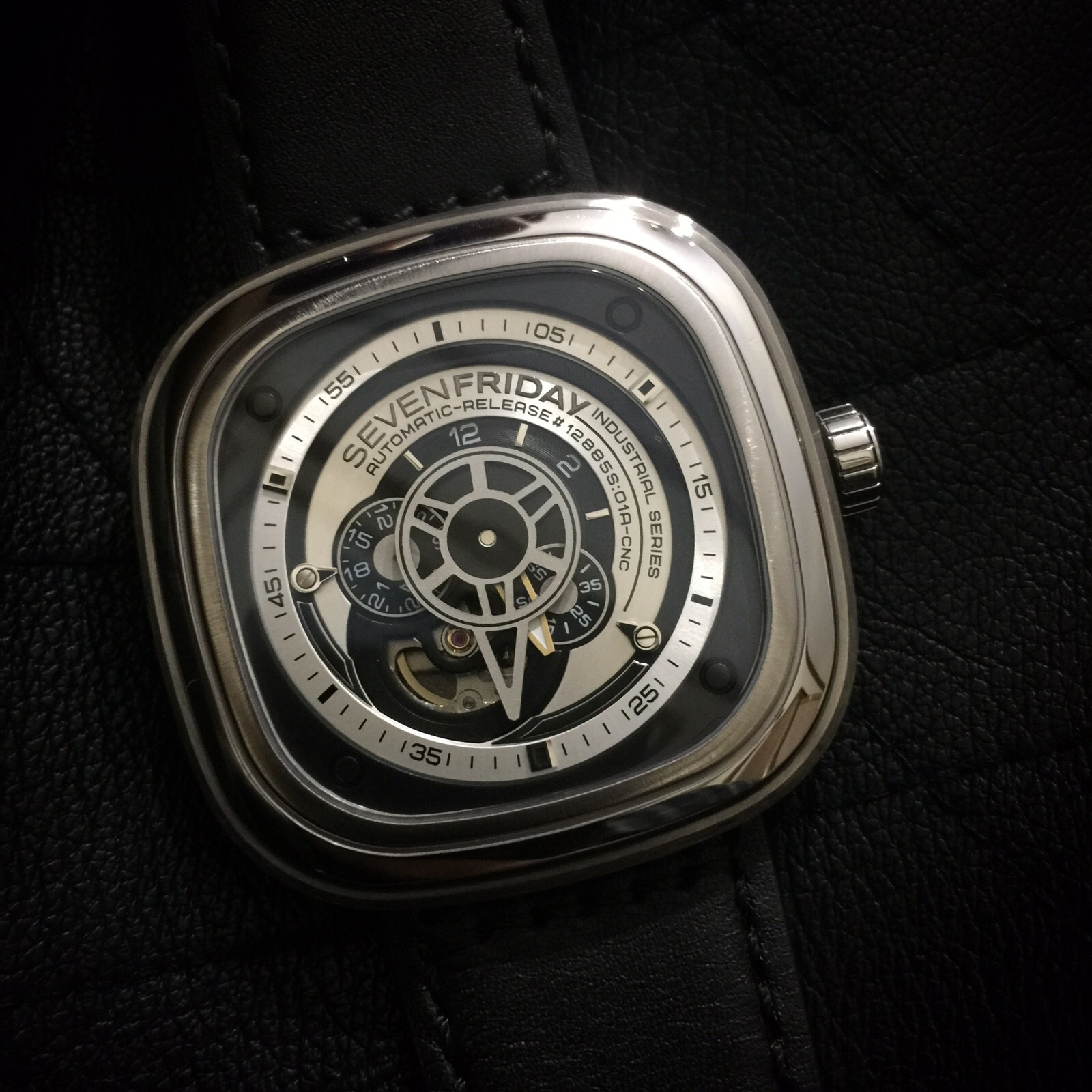 [SOLD] PREOWNED SEVENFRIDAY P1B