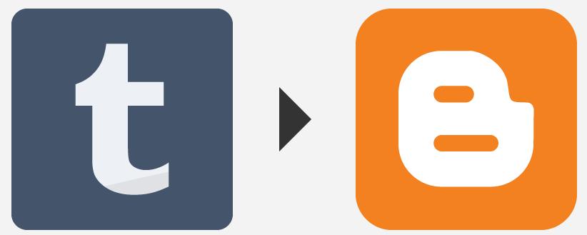 How to move Tumblr  Blog to Blogspot : eAskme