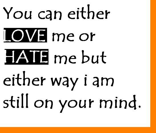 how to make someone hate u