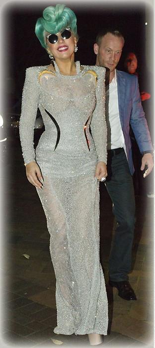 El mejor look de Lady Gaga