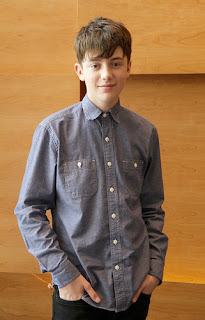 Greyson Chance 16th Birthday 2013 GCU
