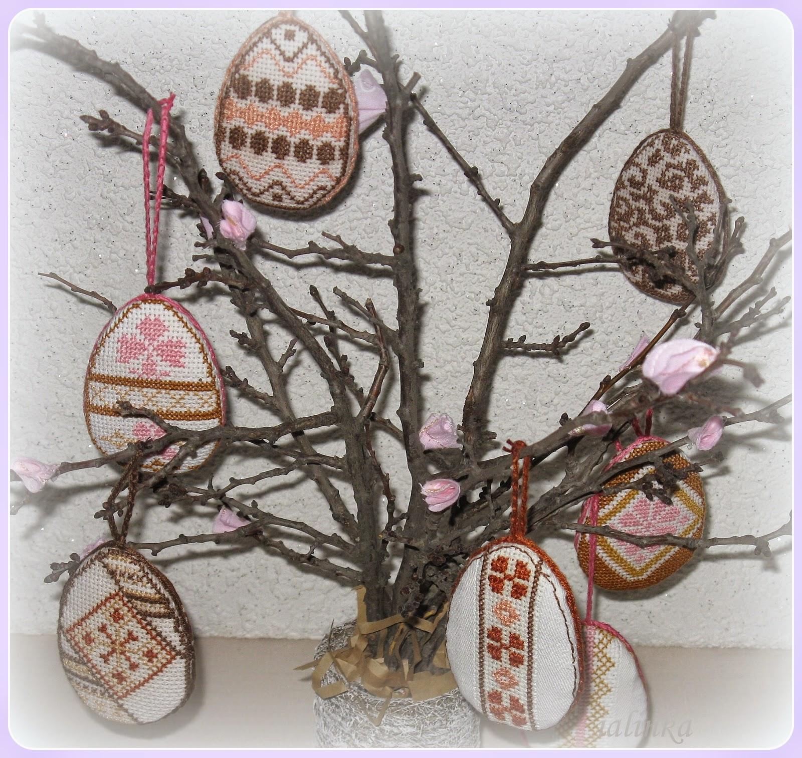пасхальное деревце пасхальный декор пасхальные кролики