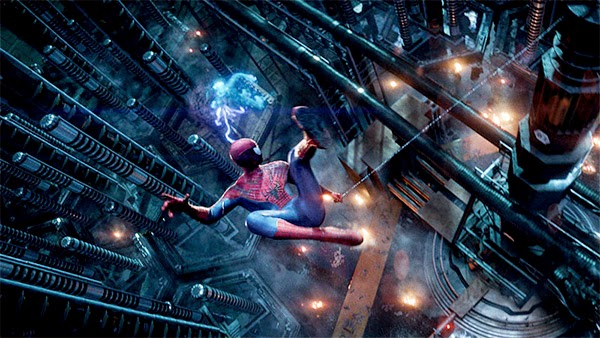 The Amazing Spider-man 2, directed by Marc Webb
