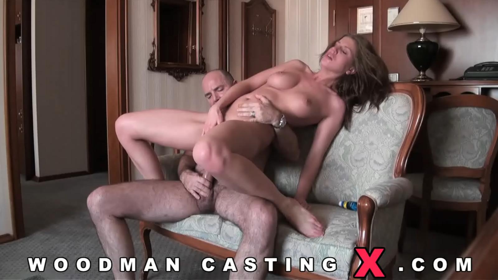Вудмана смотри кастинги порно видео