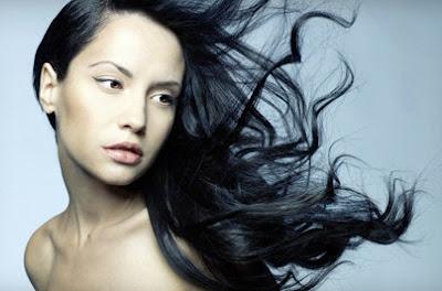 rahasia keindahan rambut wanita thailand