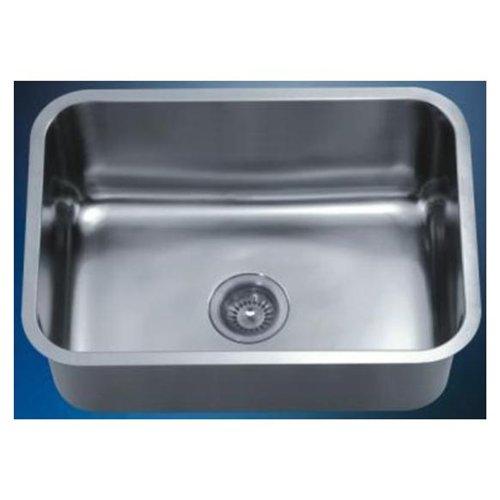 Stainless steel undermount sinks